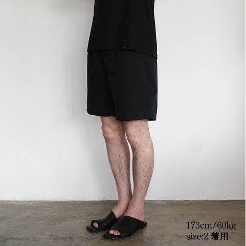 【TEATORA テアトラ】<br>Wallet Shorts Submariner<br>《BLACK》