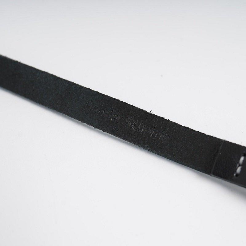 【Hender Scheme エンダースキーマ】tail belt / 2COLOR