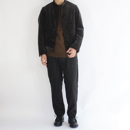 【SCYE サイ】 ISIS COTTON CORDUROY WORK JACKET / CHESTNUT