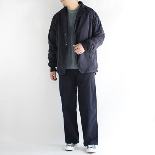 【SCYE サイ】PE/NY HIGH DENSITY TAFFETA COACH BLAZER / DARK NAVY<img class='new_mark_img2' src='//img.shop-pro.jp/img/new/icons20.gif' style='border:none;display:inline;margin:0px;padding:0px;width:auto;' />