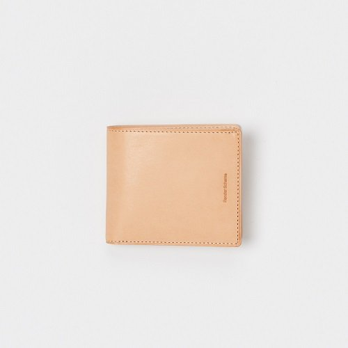 【Hender Scheme エンダースキーマ】half folded wallet / 2COLOR