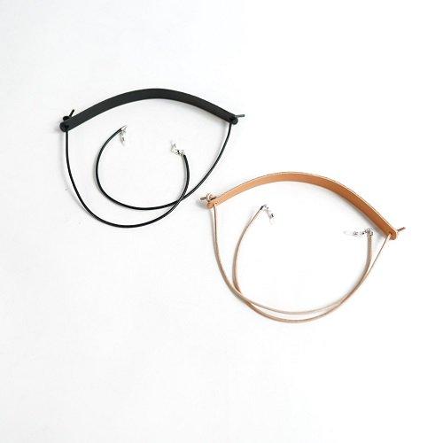 【Hender Scheme エンダースキーマ】 glass cord / 2COLOR