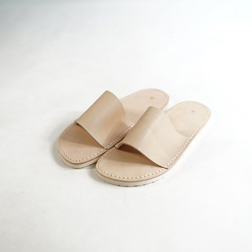 【Hender Scheme エンダースキーマ】atelier slipper / NATURAL