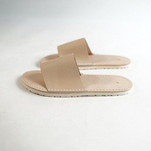 【Hender Scheme エンダースキーマ】atelier slipper / NATURAL