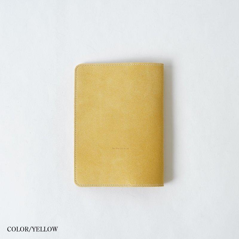 【Hender Scheme エンダースキーマ】toco book cover / ASSORT