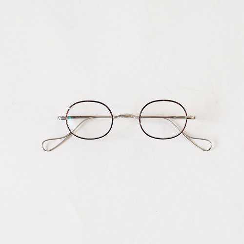 【Buddy Optical】cis / SILVER×ENAMEL