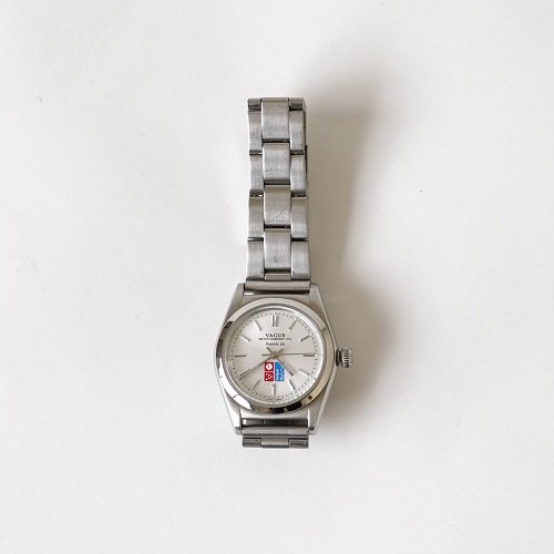 【VAGUE WATCH Co. 】VABBLE / SS SILVER