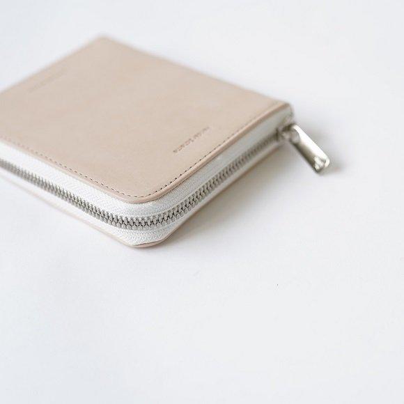 【Hender Scheme エンダースキーマ】square zip purse / 2COLOR