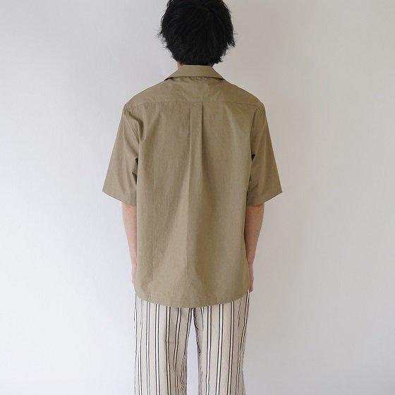 【STUDIO NICHOLSON スタジオニコルソン】COCKLE / KHAKI