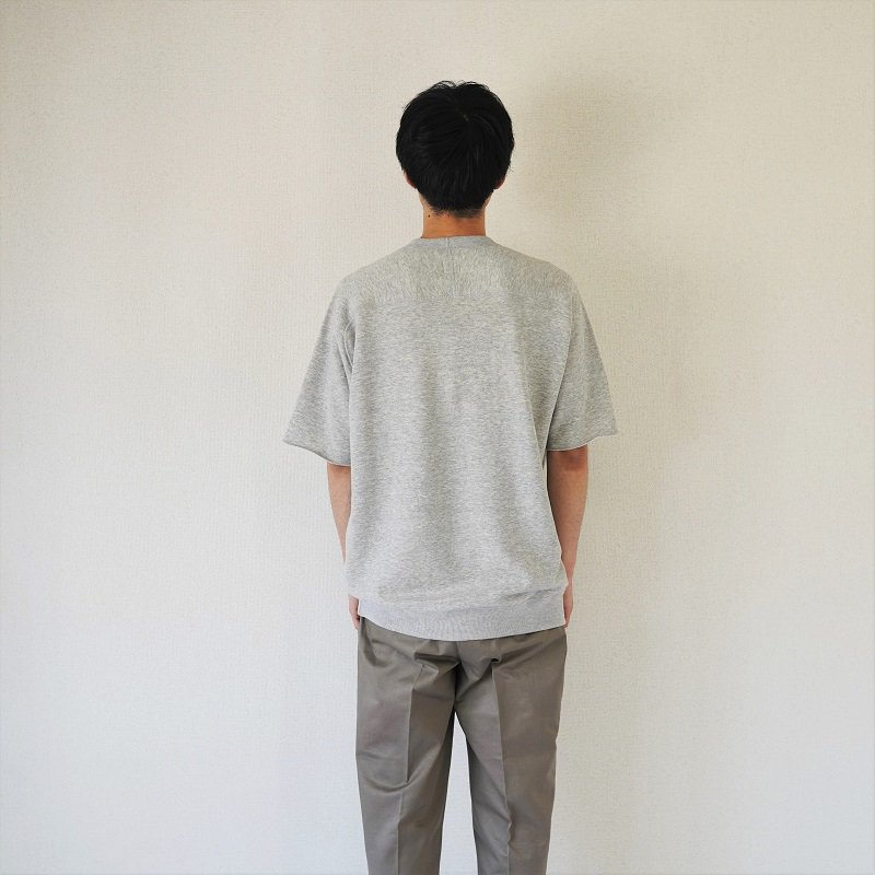 【SCYE サイ】VINTAGE S/S SWEAT / TOP GRAY<img class='new_mark_img2' src='https://img.shop-pro.jp/img/new/icons20.gif' style='border:none;display:inline;margin:0px;padding:0px;width:auto;' />