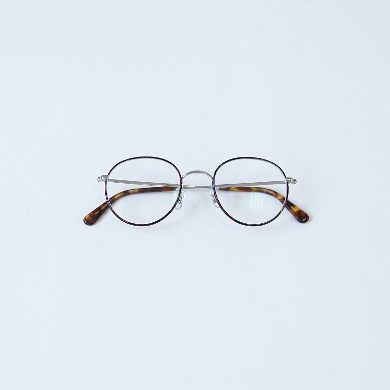 【Buddy Optical】princeton / SILVER×ENAMEL