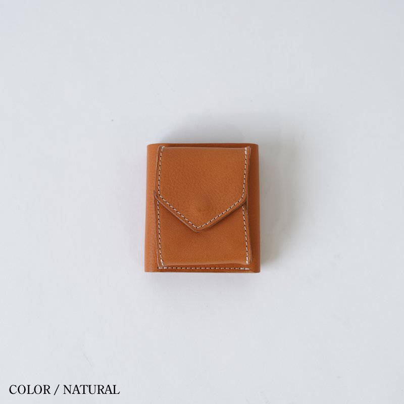 【Hender Scheme エンダースキーマ】trifold wallet / 2COLOR