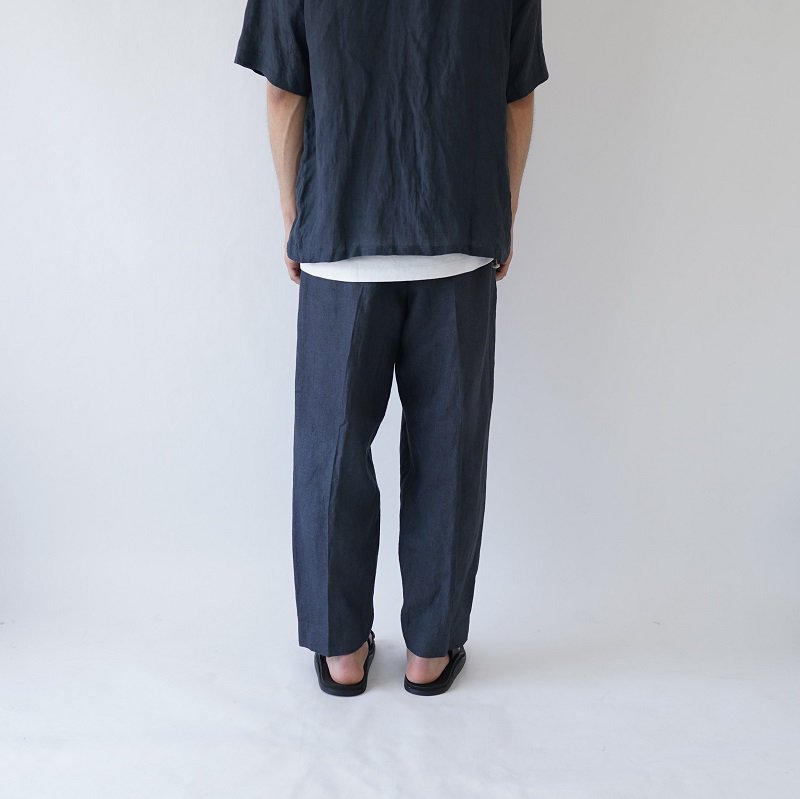 【Lane Forty Five レーン45】TROUSERS / DARK GRAY
