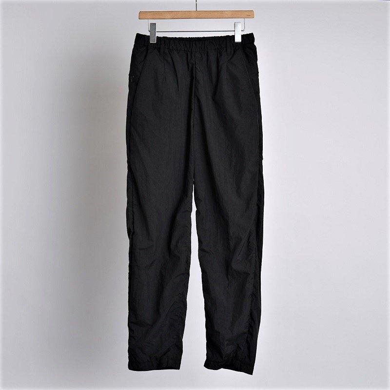 【TEATORA テアトラ】WALLET PANTS PACKABLE / BLACK