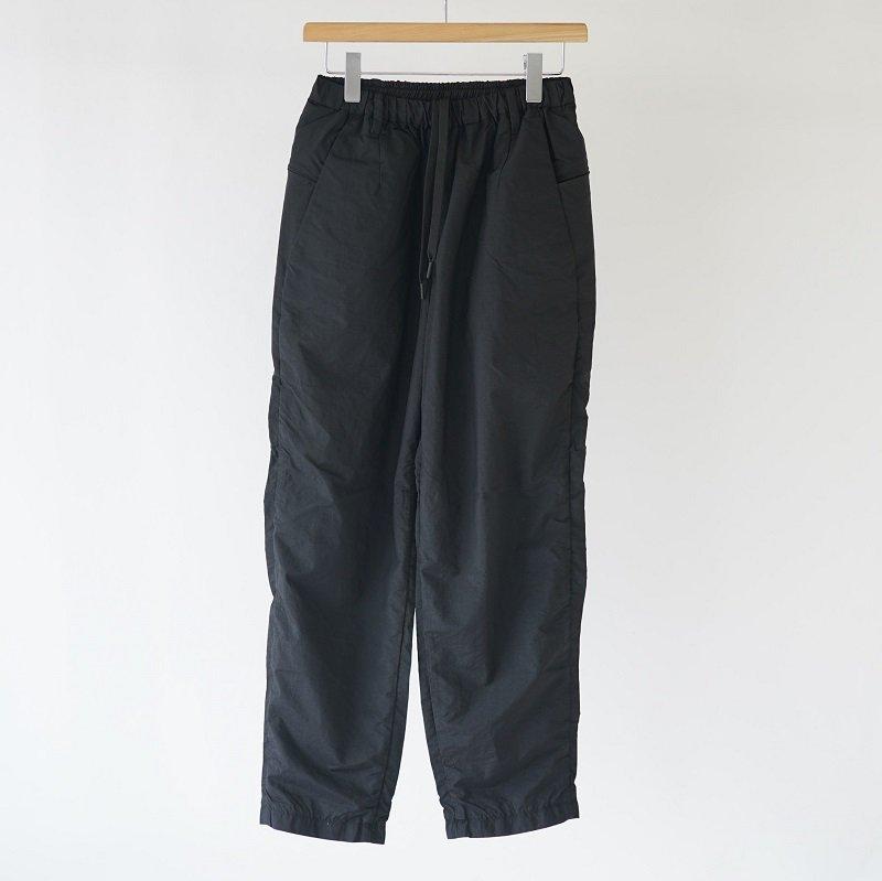 【TEATORA テアトラ】WALLET PANTS RESORT PACKABLE / BLACK