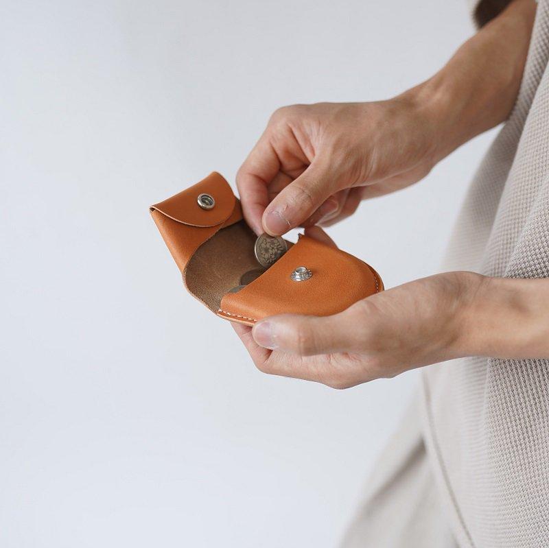 【Hender Scheme エンダースキーマ】coin case / 2COLOR