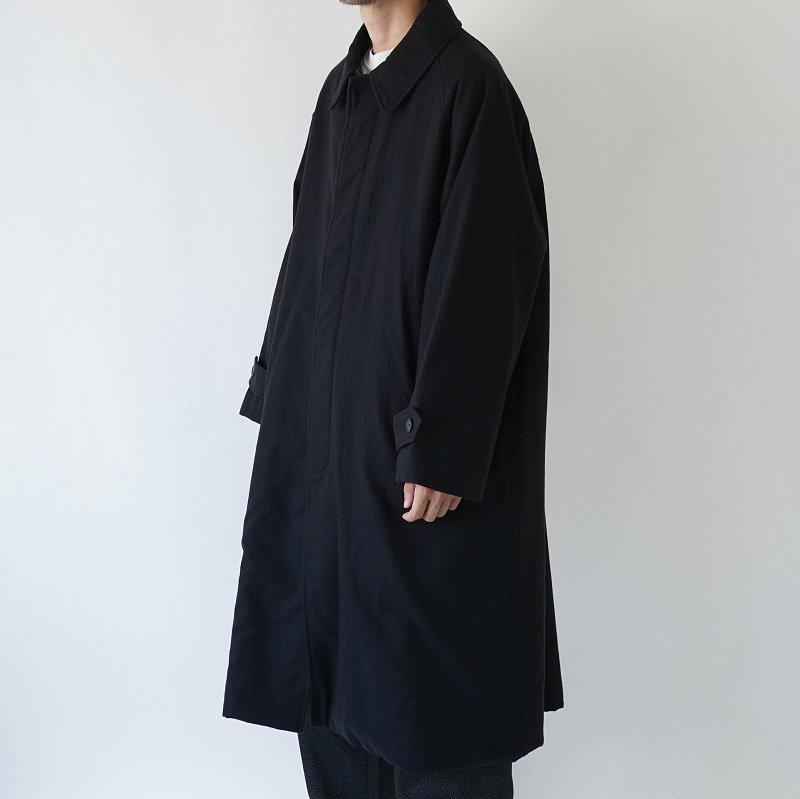 【POLYPLOID ポリプロイド】LONG COAT B / BLACK