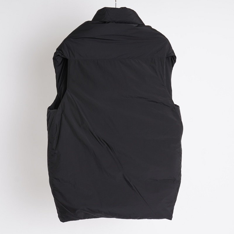 【TEATORA テアトラ】 ROOMKEY VEST EVA / BLACK