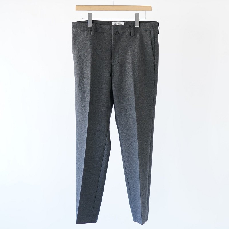 【YAECA ヤエカ】2WAY PANTS FLARE STRAIGHT / C.GRAY<img class='new_mark_img2' src='https://img.shop-pro.jp/img/new/icons20.gif' style='border:none;display:inline;margin:0px;padding:0px;width:auto;' />