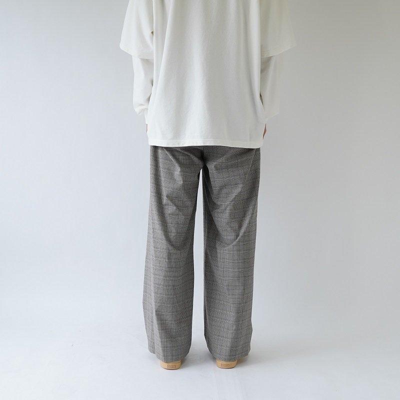 【URU ウル】 WIDE PANTS / BEIGE