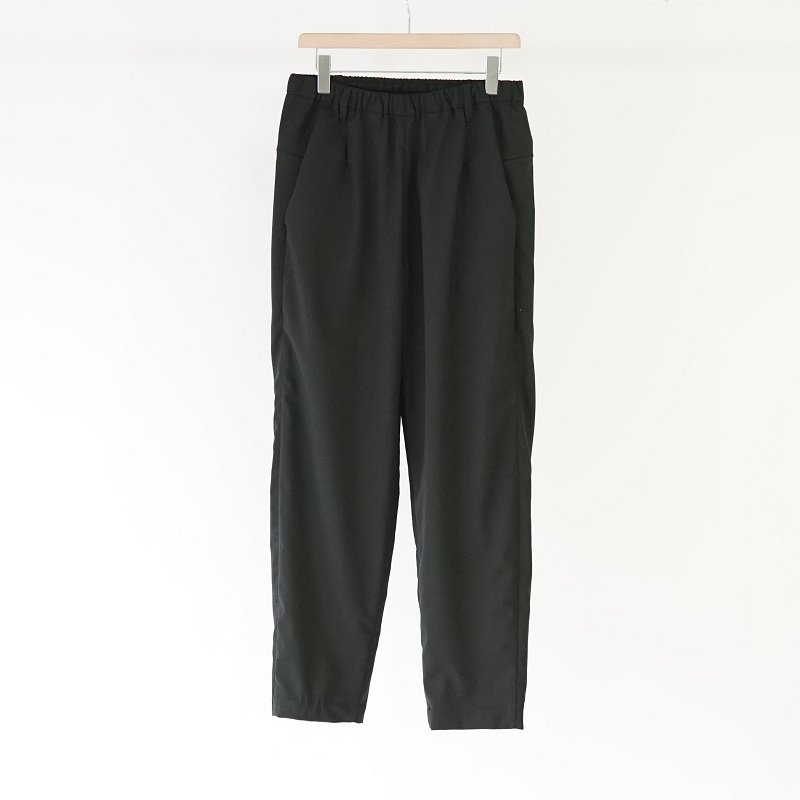 【TEATORA テアトラ】 WALLET PANTS OOL / BLACK