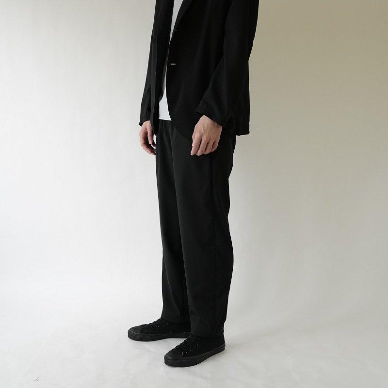 【TEATORA テアトラ】 WALLET PANTS OOL / BLACK