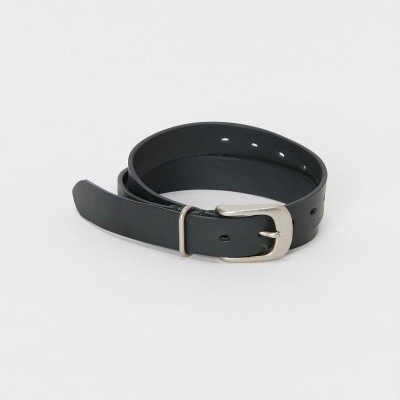 【Hender Scheme エンダースキーマ】 shrink shoulder belt / 2COLOR