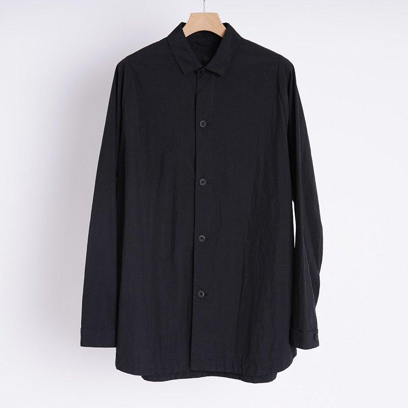 【TEATORA】CARTRIDGE SHIRT P / BLACK