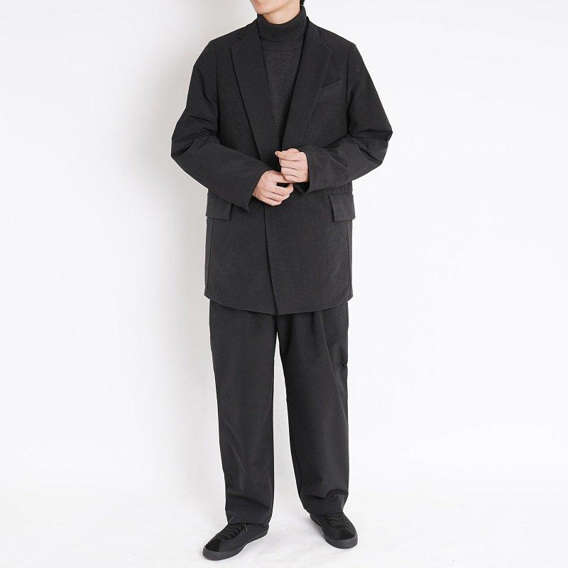 【TEATORA】 WALLET PANTS RESORT BR / BLACK