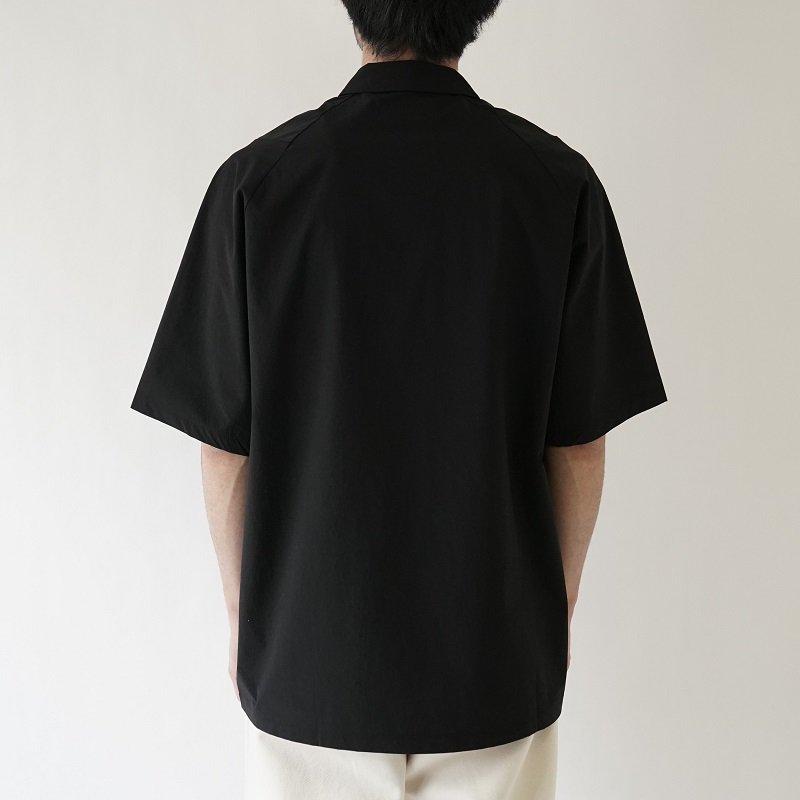 【TEATORA テアトラ】 CARTRIDGE SHIRT ICE / BLACK