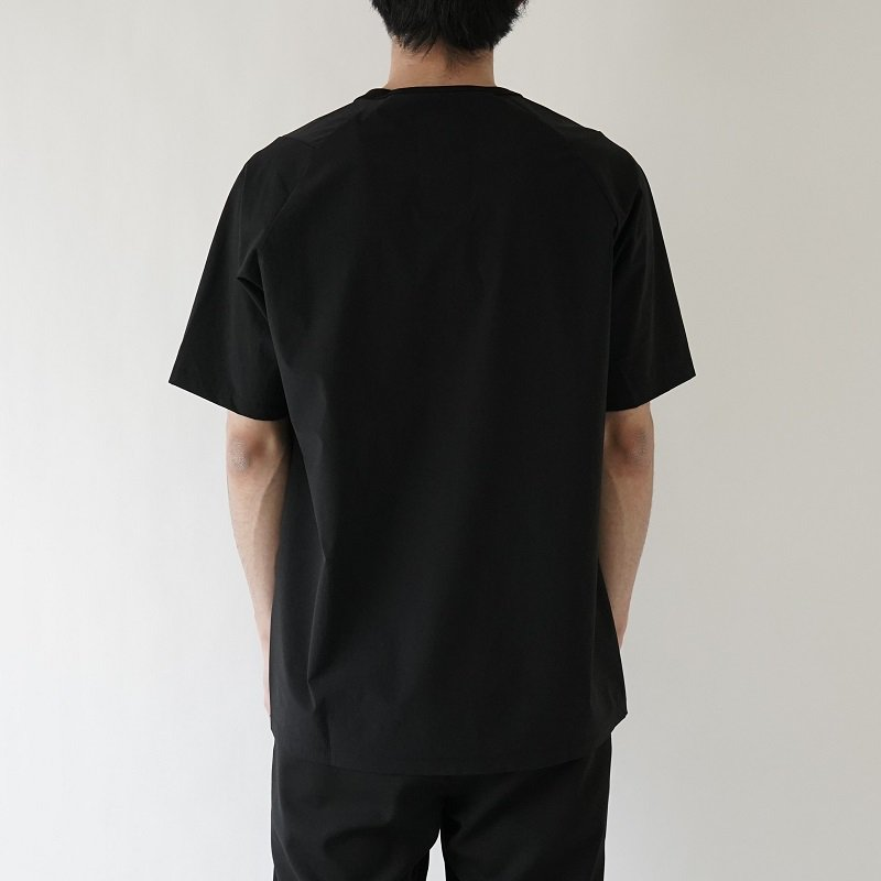 【TEATORA テアトラ】 CARTRIDGE TEE ICE / BLACK