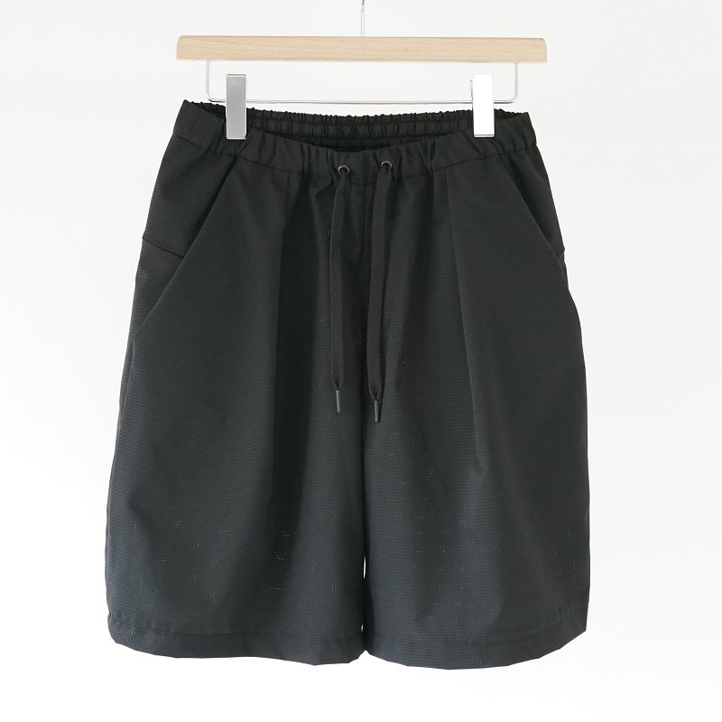 【TEATORA】 WALLET SHORTS RESORT SMR / BLACK