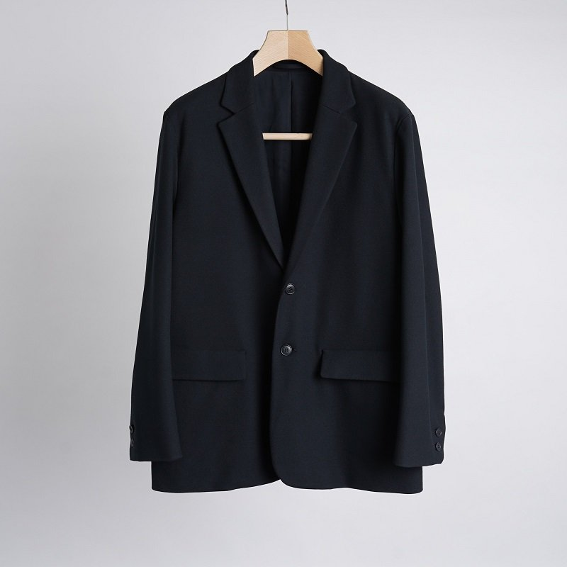 【YAECA ヤエカ】 2WAY 2B JACKET / D.NAVY
