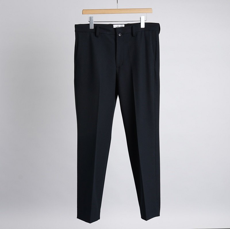 【YAECA ヤエカ】2WAY PANTS FLARE STRAIGHT / D.NAVY
