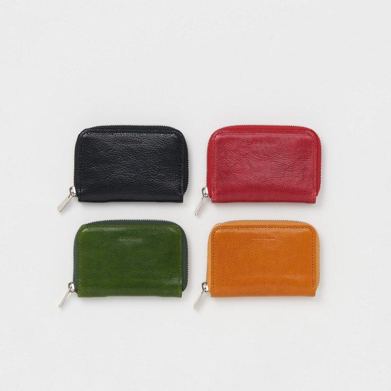 【Hender Scheme エンダースキーマ】 zip key purse / 3COLOR