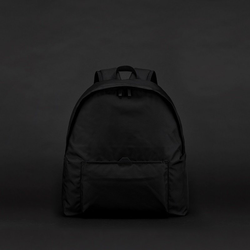 【MONOLITH モノリス】 BACKPACK SOLID STANDARD/ BLACK