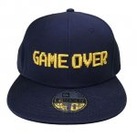 GAMING CAPS GAME OVER