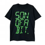 GAMING WEAR SON OF A BIT. TEE HALF<img class='new_mark_img2' src='//img.shop-pro.jp/img/new/icons1.gif' style='border:none;display:inline;margin:0px;padding:0px;width:auto;' />
