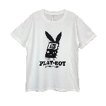 GAMING WEAR PLAYBOY 30TH WHITE/BLACKPT TEE<img class='new_mark_img2' src='//img.shop-pro.jp/img/new/icons5.gif' style='border:none;display:inline;margin:0px;padding:0px;width:auto;' />