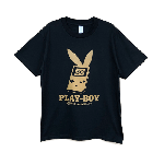 GAMING WEAR PLAYBOY 30TH BLACK/GOLD PT TEE<img class='new_mark_img2' src='//img.shop-pro.jp/img/new/icons5.gif' style='border:none;display:inline;margin:0px;padding:0px;width:auto;' />
