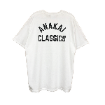 ANYTHING GOODIES<br>″ ANAKAI CLASSICS ″<br>WHITE / BLACK<img class='new_mark_img2' src='//img.shop-pro.jp/img/new/icons6.gif' style='border:none;display:inline;margin:0px;padding:0px;width:auto;' />