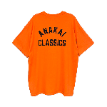 ANYTHING GOODIES<br>″ ANAKAI CLASSICS ″<br>SAFETY ORANGE / BLACK