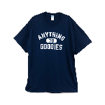 ANYTHING GOODIES<br>″ ANYTHING 70 COLLEGE ″(大人用) <br>NAVY / WHITE<img class='new_mark_img2' src='https://img.shop-pro.jp/img/new/icons6.gif' style='border:none;display:inline;margin:0px;padding:0px;width:auto;' />