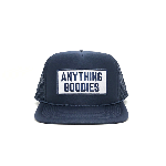 ANYTHING GOODIES<br>″ ANYTHING GOODIES BOX LOGO CAP ″