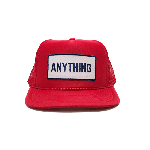 ANYTHING GOODIES<br>″ ANYTHING BOX LOGO CAP ″