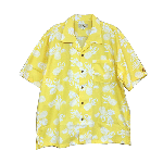 ANYTHING GOODIES<br> ″WORKING ALOHA″ <br> YELLOW