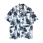 ANYTHING GOODIES<br> ″WORKING ALOHA″ <br> WHITE<img class='new_mark_img2' src='https://img.shop-pro.jp/img/new/icons6.gif' style='border:none;display:inline;margin:0px;padding:0px;width:auto;' />
