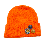 ANYTHING GOODIES <br>″ OTTO BEANIE ″ <br>(SAFETY ORANGE) <img class='new_mark_img2' src='//img.shop-pro.jp/img/new/icons6.gif' style='border:none;display:inline;margin:0px;padding:0px;width:auto;' />