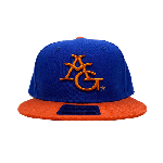 ANYTHING GOODIES <br>″ 6PANEL CAP ″ <br>(ROYAL × ORANGE × ORANGE) <img class='new_mark_img2' src='//img.shop-pro.jp/img/new/icons6.gif' style='border:none;display:inline;margin:0px;padding:0px;width:auto;' />