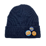 ANYTHING GOODIES <br>″ OTTO BEANIE ″ <br>(NAVY) <img class='new_mark_img2' src='//img.shop-pro.jp/img/new/icons6.gif' style='border:none;display:inline;margin:0px;padding:0px;width:auto;' />